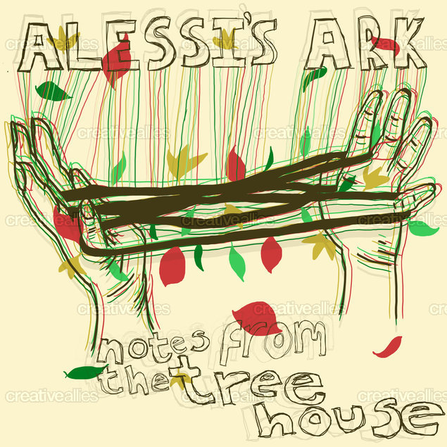 Alessi's Ark Album Cover by Rhiannon on CreativeAllies.com