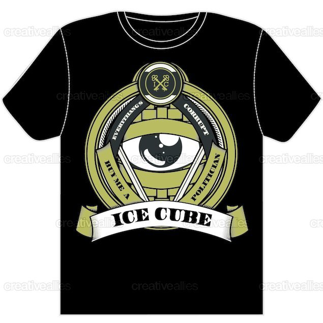 Icecubetshirt