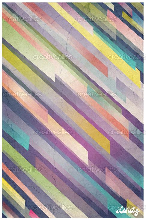Retro_stripe_background