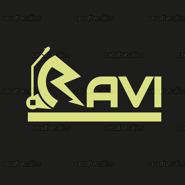 RAVI Logo by Joe D Teach