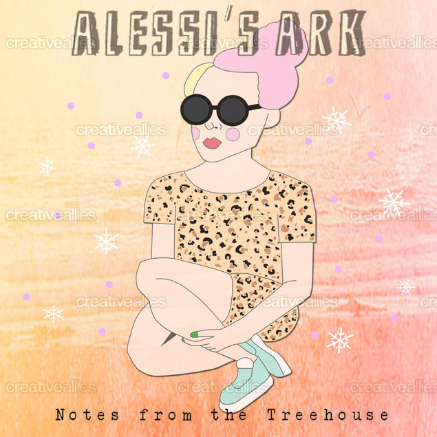 Alessi's Ark Album Cover by CarlyWatts on CreativeAllies.com