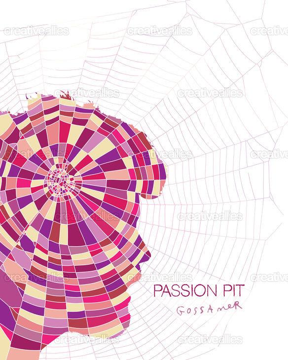 Passionpit_gossamerweb__poster
