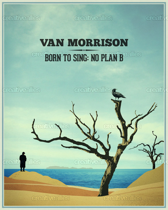 Van-morrison_poster_frank_rizzo