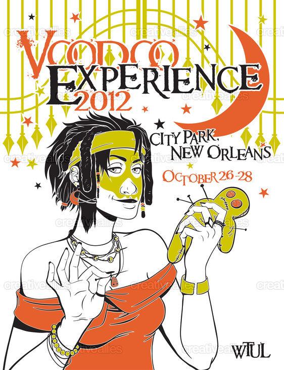 Voodooexperience