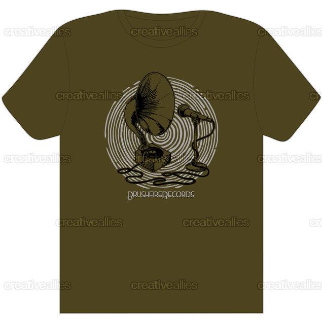Haske-brushfire-tshirt