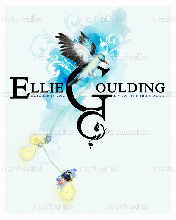 Elliegoulding_poster