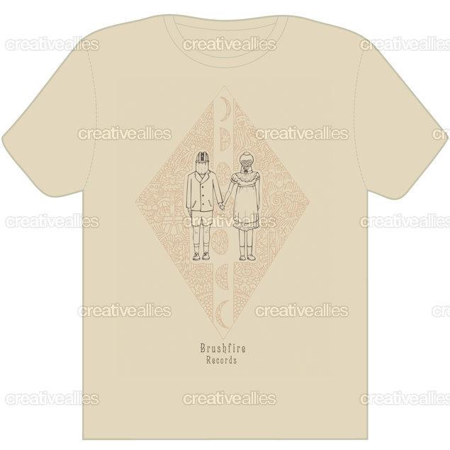 Brushfire_records_shirt
