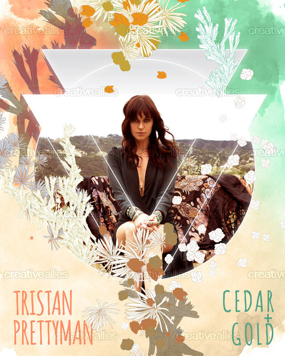 Tristan Prettyman Poster by troublesleeping on CreativeAllies.com
