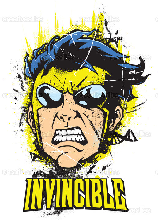 Invincible_tee_design_for_creative_allies_-_jasonapdua