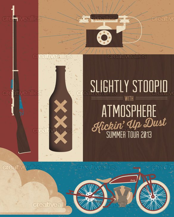 Emmilypetersen-slightlystoopid-poster