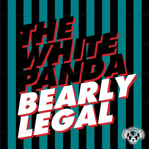 bearly legal white panda download