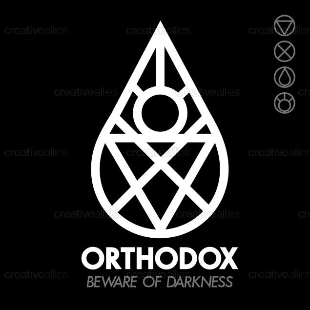 Beware Of Darkness Merchandise Graphic By Lauren Martin