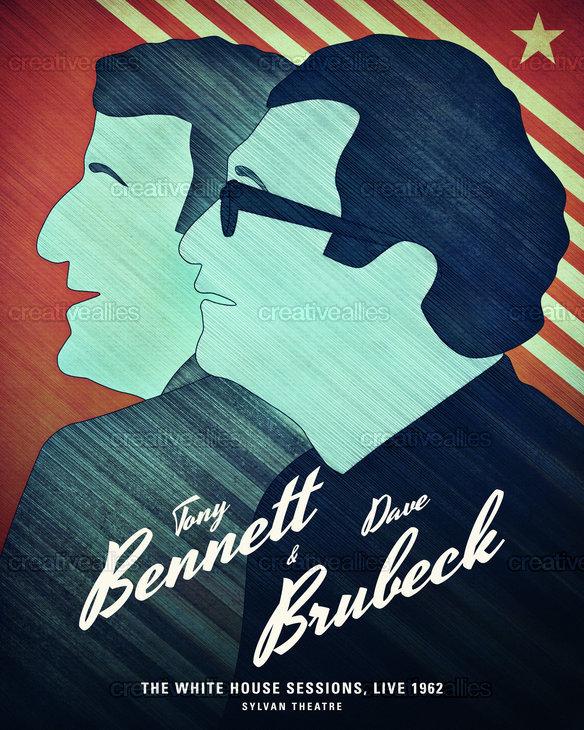 Bennett_brubeck_poster_frank_rizzo