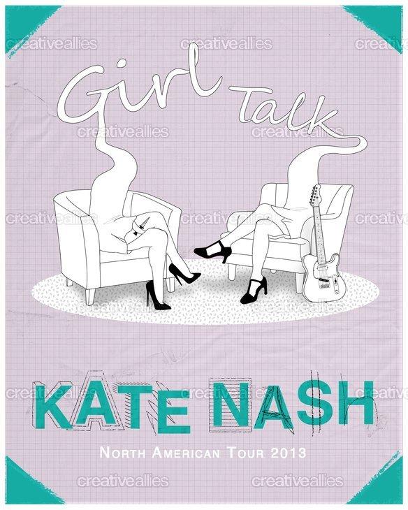 Kate_nash_tour_poster_2