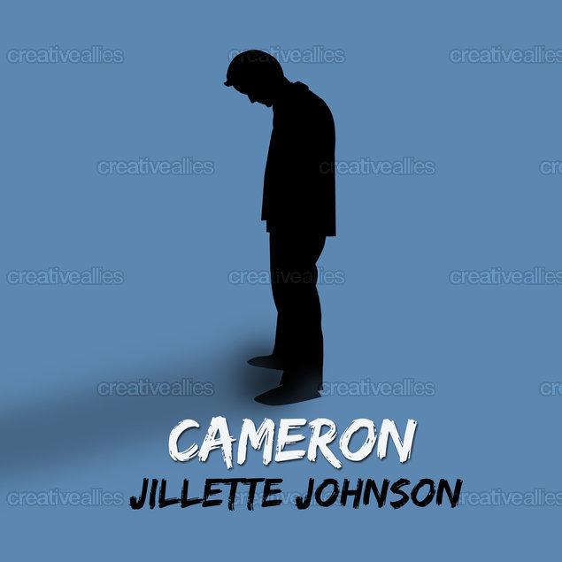 "Jillette Johnson 7"" Album Cover by Designer Emvy on CreativeAllies.com"