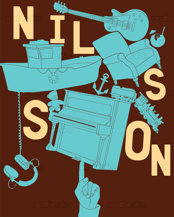 Max_miceli_nilsson_poster_balance_mixed_on_deep_red