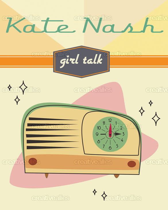 Kate_nash_poster_design_girl_talk