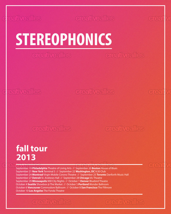 Stereophonicsgood
