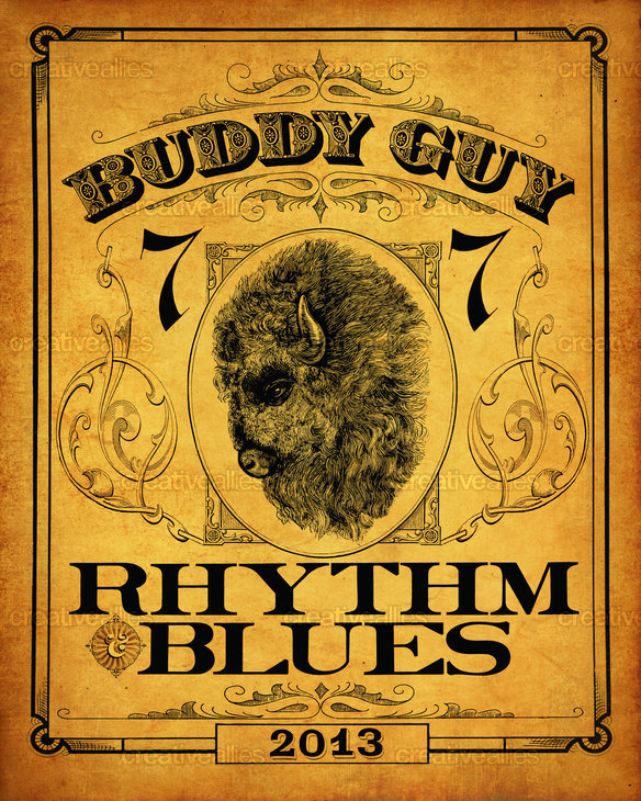 Buddy_guy_poster_frank_rizzo
