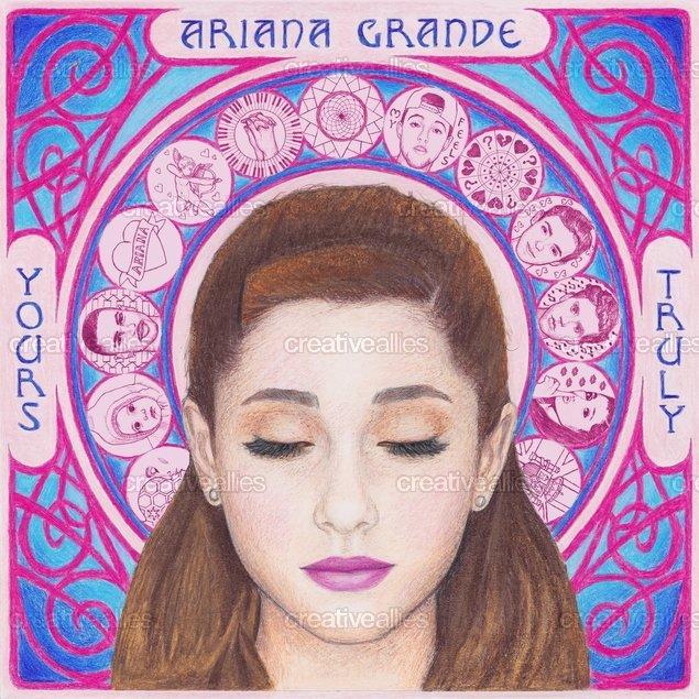 albums ariana grande