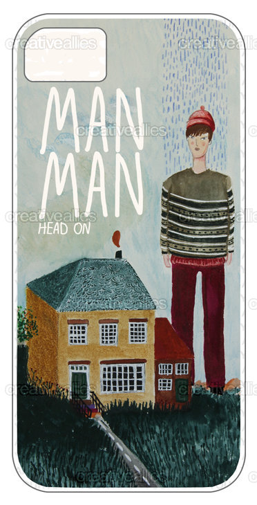 Man Man Specialty by katnissa on CreativeAllies.com