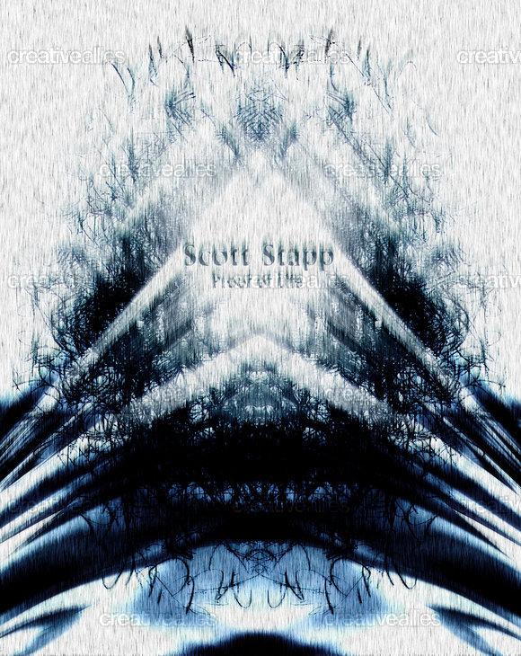 Scott Stapp Poster by Nukui Bogard on CreativeAllies.com