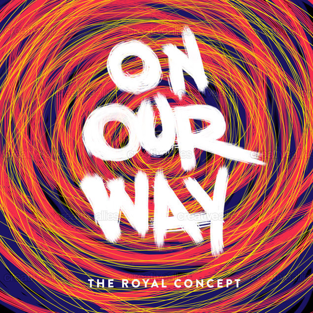 create art for the royal concept creative allies