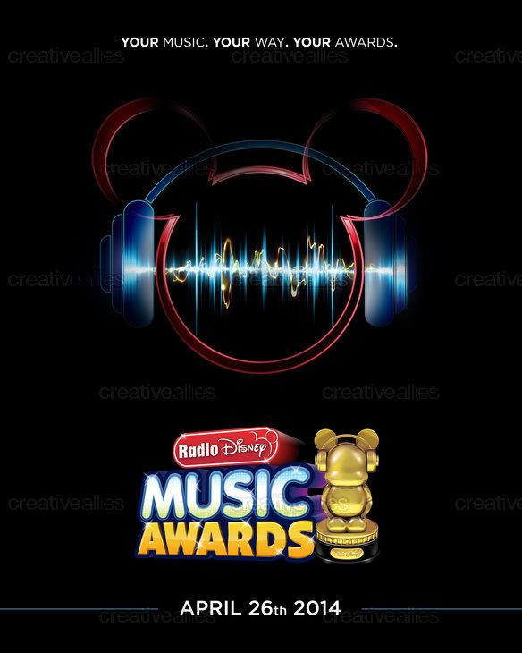 Radio Disney Music Awards Poster by Carolyn W on CreativeAllies.com