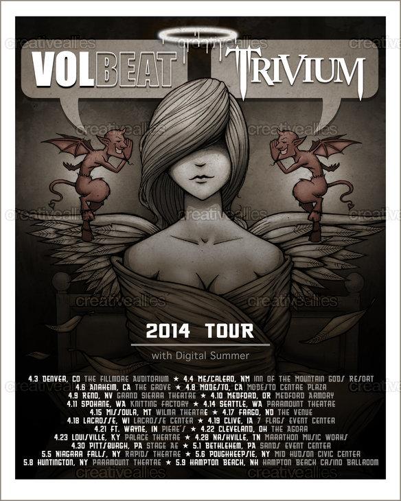 Volbeatposter_finalwithdates