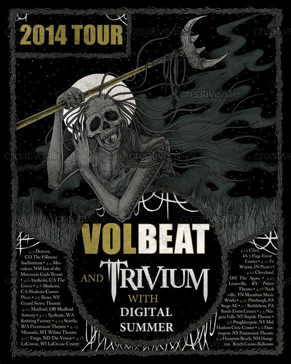 Volbeat_trivium_poster