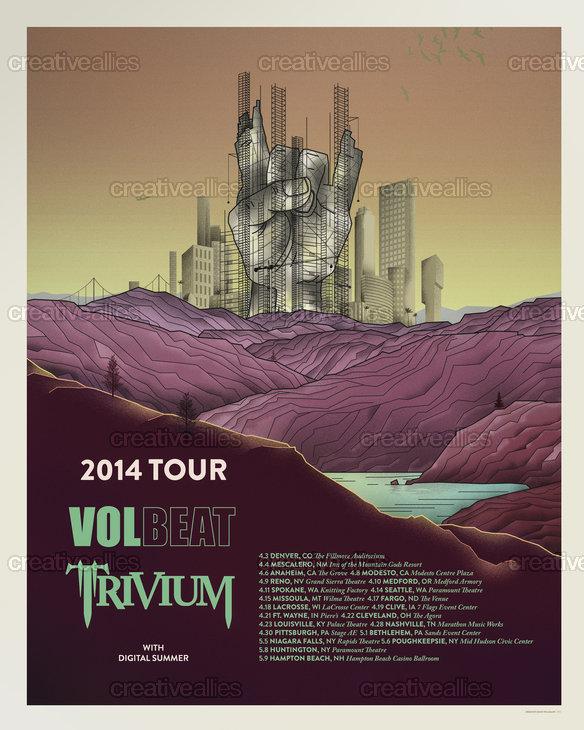 Volbeat_trivium_2014_tour_poster