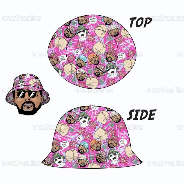 ScHoolboy Q Merchandise Graphic by tom melly on CreativeAllies.com 16d80f0043c