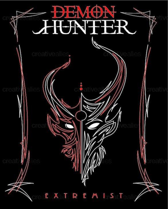 Demon_hunter_poster_4