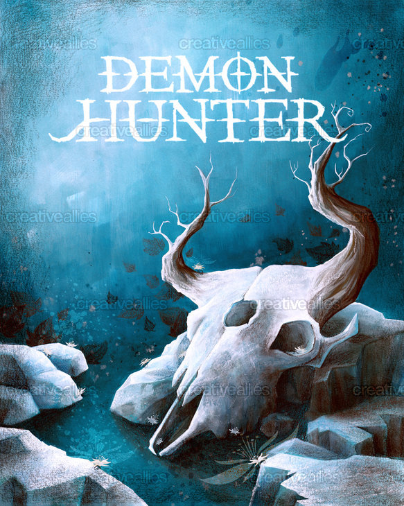Demon_hunter_poster_justine_florio