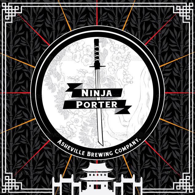 Ninjaporterposter