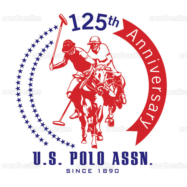 U.S. Polo Assn. Merchandise Graphic by awash