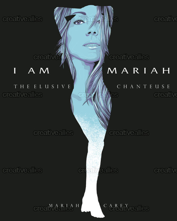 Mariah Carey Poster by Bayo Gale on CreativeAllies.com