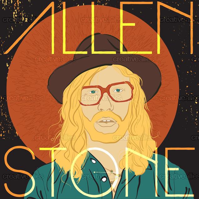 Allen-stone