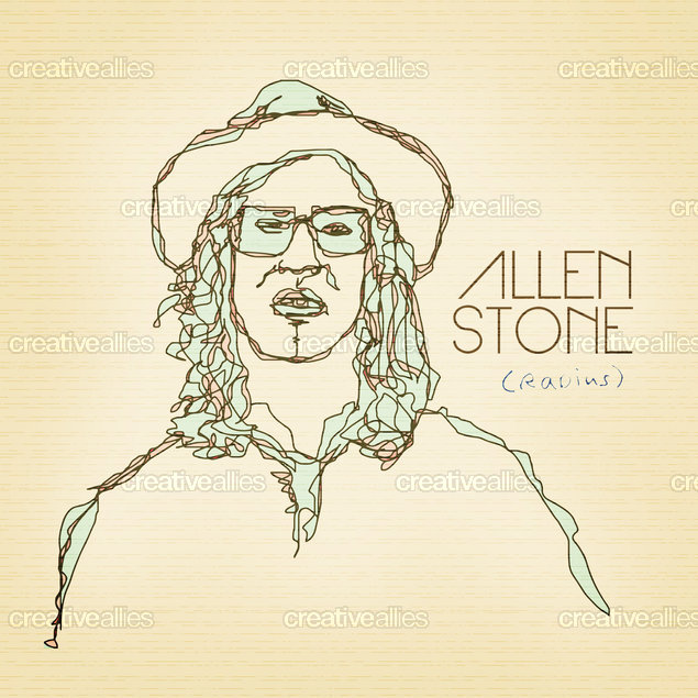 Allen_stone_line_drawing_color