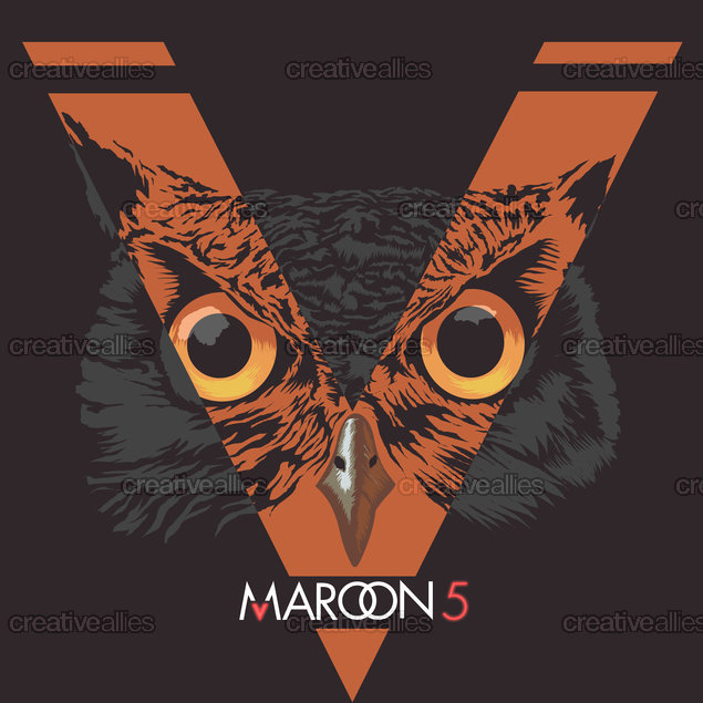 Create Artwork Inspired by Maroon 5 | Creative Allies