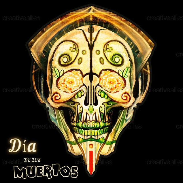 Skull_dayofdead