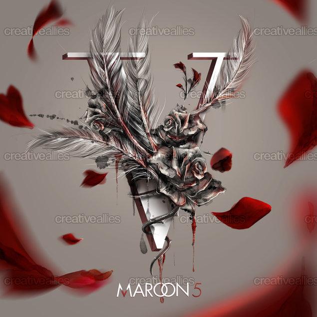 Maroon_v_-_artwork_contest