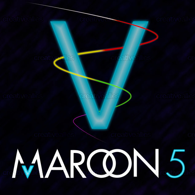 Maroon 5 Album Cover by Galmog