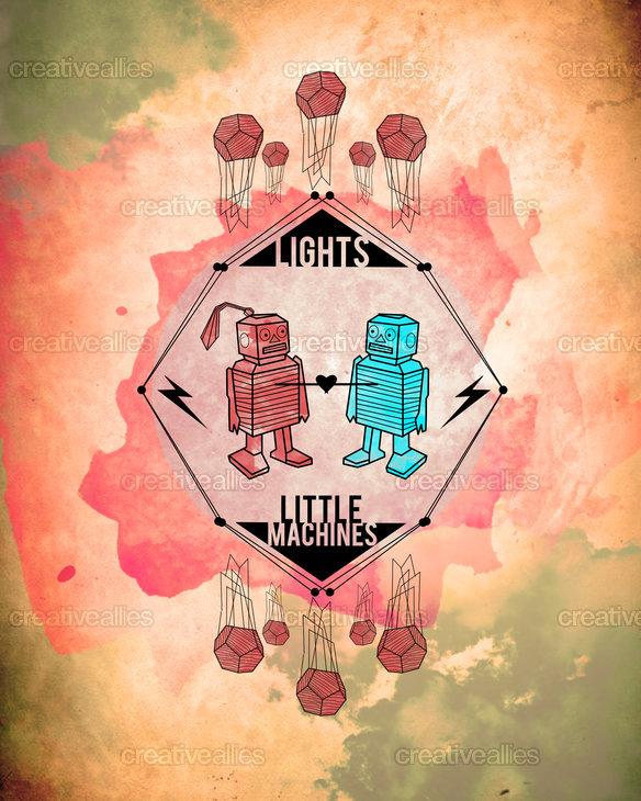 Lightsartwork