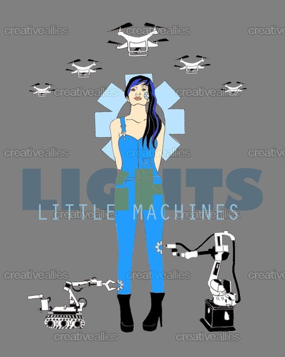 Lightstinymachinea