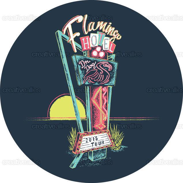 Drdogsign_flamingohoteltour_coaster
