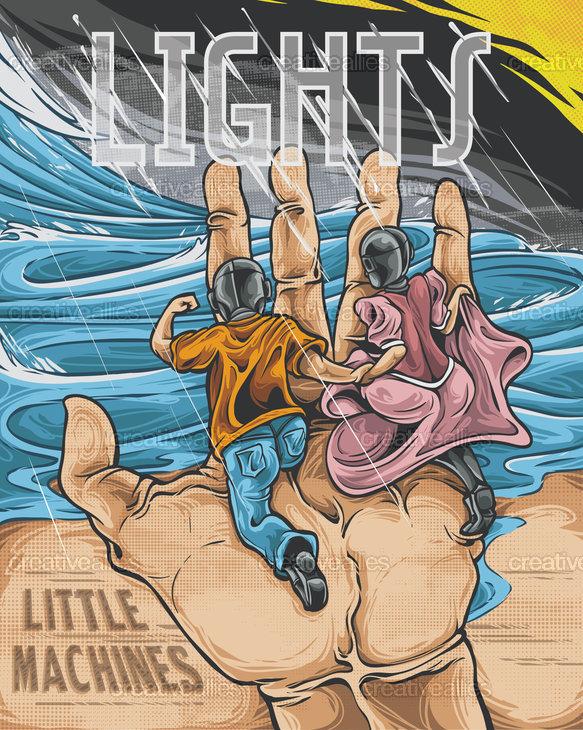Lights_poster_art