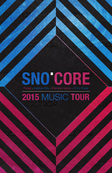 Snocore_poster