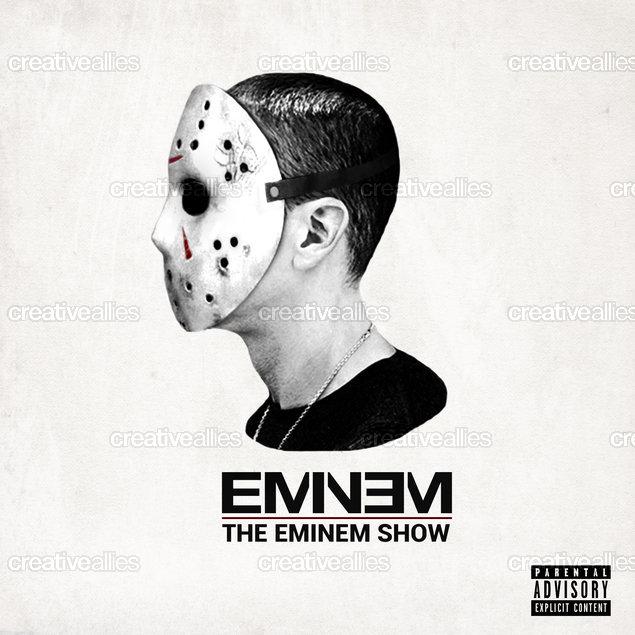 Eminem Album Cover by nick.vanderzee.50 on CreativeAllies.com