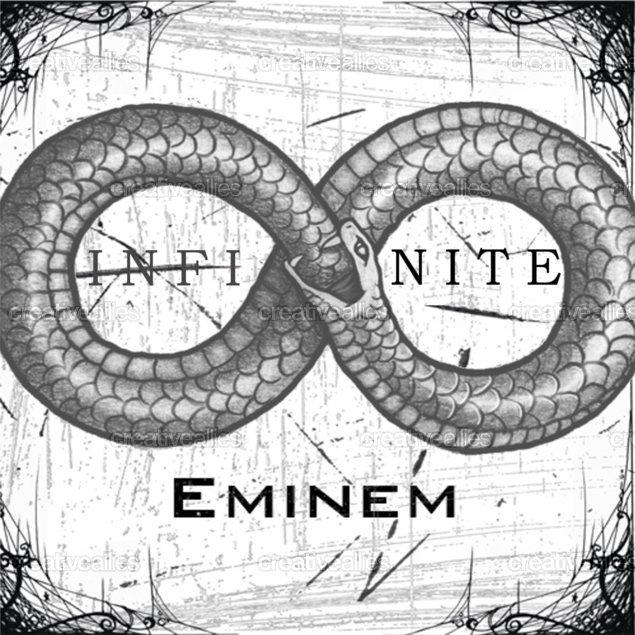 Eminem Album Cover by Tatiloco on CreativeAllies.com